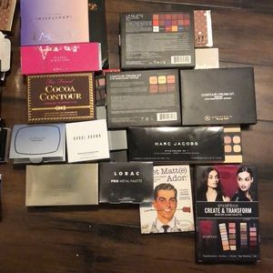 Other - Highend makeup eyeshadow palettes